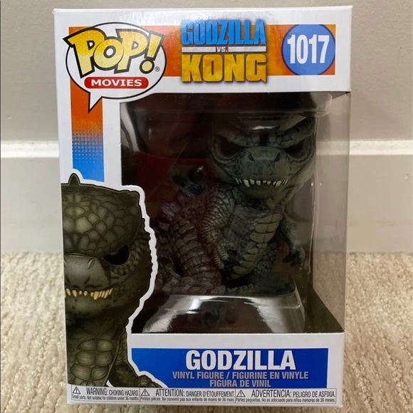 Godzilla Funko Pop from Godzilla vs. King Kong